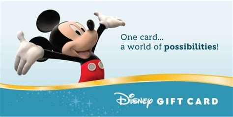 Disney Gift Card Transfer - free disney gift card when you book or transfer a disney world vacation travel agent