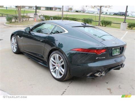 jaguar f type green 2016 racing green metallic jaguar f type r coupe