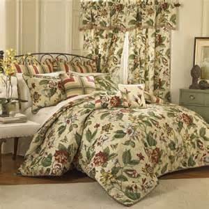 laurel springs king waverly comforter set pc fallon
