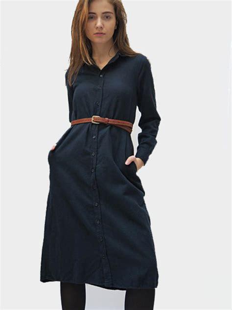 Cp Dress by Cp Shades Maxi Shirt Dress Garmentory