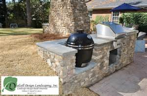 Backyard Grill Area Gorgeous New Outdoor Grilling Area By The Dalzell Design Team Dalzell Design Landscaping