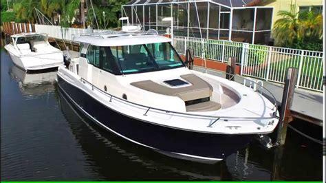 tiara boats q44 tiara q44 adventure yacht 2015 2016 youtube