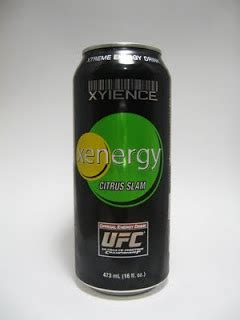 energy drink xyience side effects what i drink at work november 2009