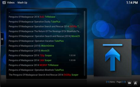 python tutorial xbmc how to watch new release movies for free with the mashup