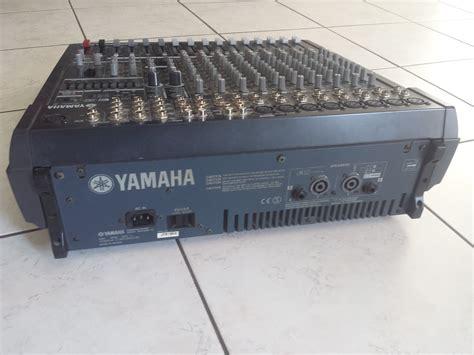 Power Mixer Yamaha Emx5000 yamaha emx5000 12 image 1150024 audiofanzine