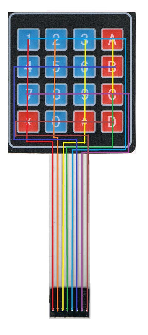 wiring 8 pin keypad wiring get free image about wiring