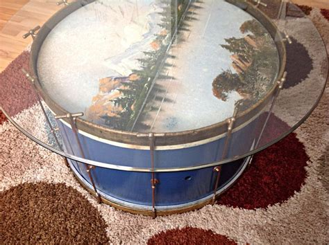 197 Best Images About Drums On Pinterest Civil Wars Bass Drum Coffee Table