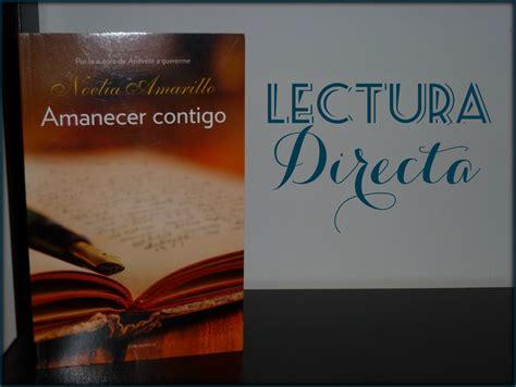 libro amanecer contigo lectura directa book haul 113 ya lo tengo 17 10 2014