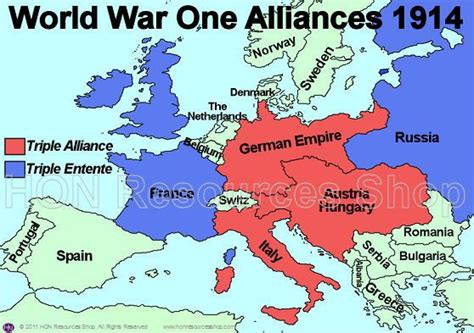 map world at war alliances are part of the 4 causes this map