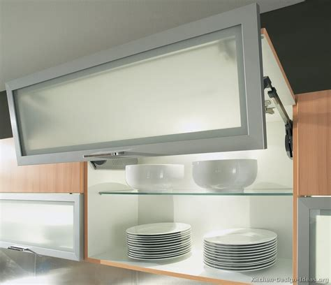 Glass Shelves Kitchen Cabinets Pictures Of Kitchens Modern Light Wood Kitchen Cabinets Kitchen 17