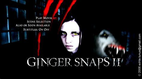 ginger snaps 2 unleashed popcorn vagebond s movie screenshots