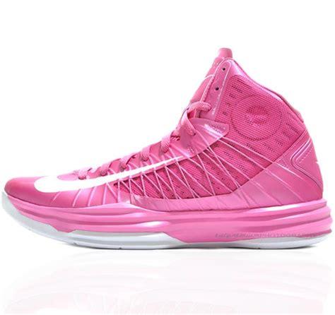 nike breast cancer basketball shoes nike hyperdunk 2012 breast cancer basketball shoes