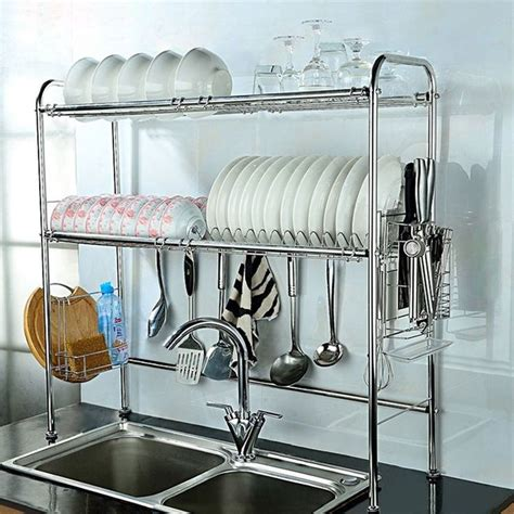 Design Ideas For Galley Kitchens by Best 25 Dish Drying Racks Ideas On Pinterest Kitchen