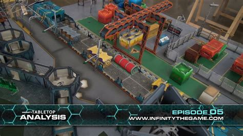infinity tabletop infinity tabletop analysis episode 05 the maglev