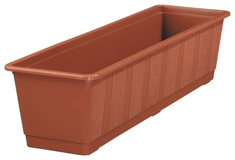 plastic planter boxes window box standard from plastic ebay