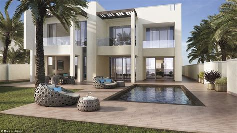 New Luxury House Plans by Villas In Oman That Come With A Private Pool And A