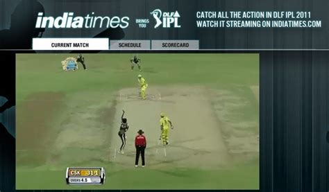 how to ipl cricket matches live