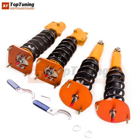 coilover suspension kits for 85 coilover suspension shocks springs for 1986 1991 mazda rx7