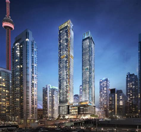 Trump Chicago Floor Plans the top 10 tallest towers coming to toronto s skyline