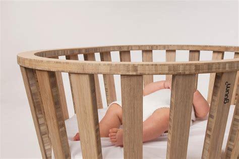 Modern Mini Crib Wooden Mini Crib By Lullabuy Notonthehighstreet