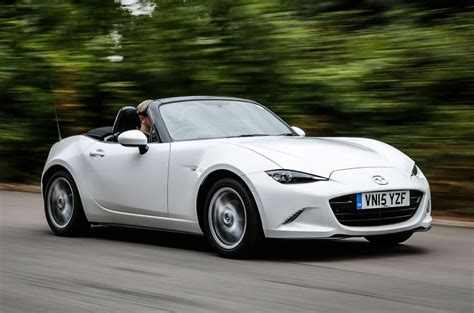 mazda sporty cars mazda mx 5 review 2017 autocar