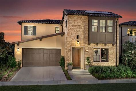 new homes in irvine ca beverly at eastwood