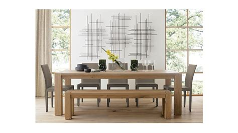 crate and barrel dining room tables enlarge product image size reduce product image size