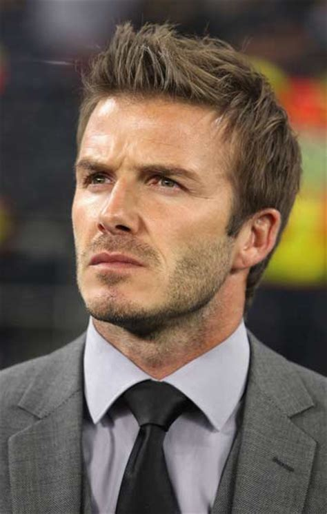 Beckham Hairstyles by Beckham Hairstyle Hairstyles By Unixcode