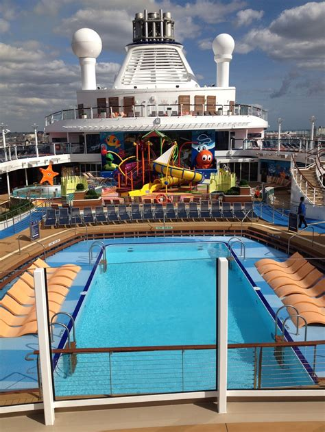 the of a ship on royal caribbean ovation of the seas cruise ship cruise critic