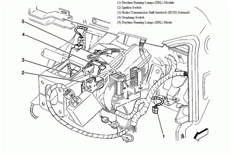 2008 chevy silverado drl headlight wiring diagram 49