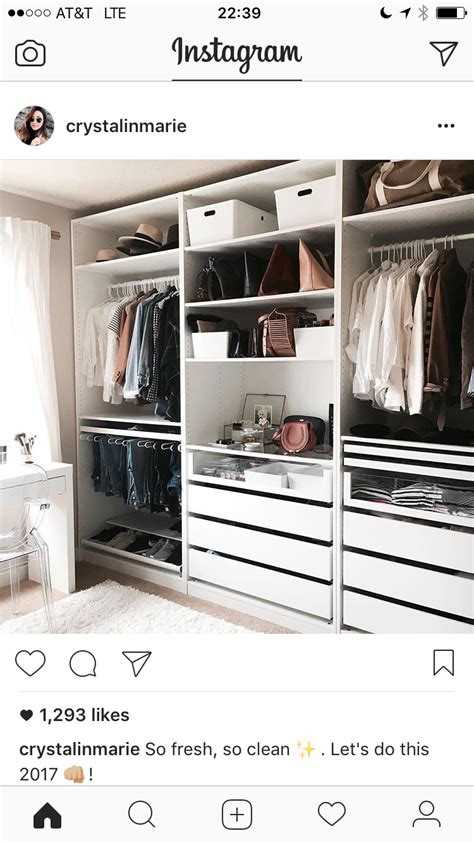 closet inspo home   apartment bedroom decor