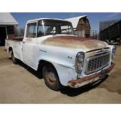 1959 1960 International B 110 Pickup Truck 120 L R S A