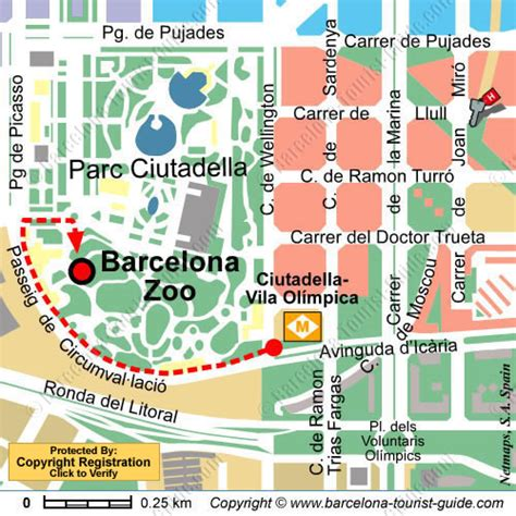 barcelona zoo map cheap car rentals cheap car rentals barcelona spain
