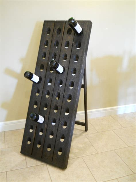 Pottery Barn Wine Rack Wall by 17 Ideas About Riddling Rack On Wine Rack