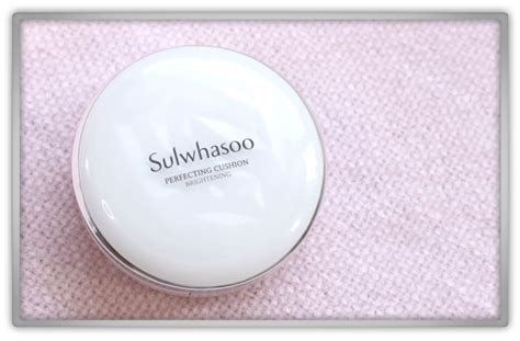 Avione Perfecting Complex For 15g marjolein kucmer sulwhasoo perfecting cushion