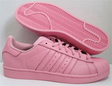 adidas pharrell william supercolor light pink
