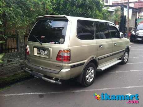 Sarung Jok Mobil Kijang Kapsul toyota kijang kapsul lgx 2002 1 8 chagne mobil