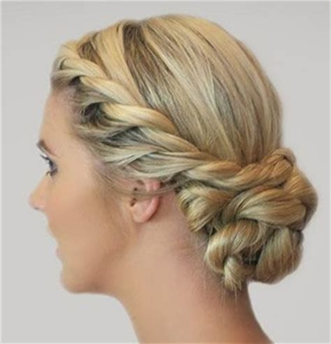 Wedding Hair Up With Plaits by Plaiting Techniques Fishtails And Twists Updos