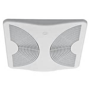 high cfm bathroom exhaust fan high efficiency 90 cfm ceiling exhaust bath fan