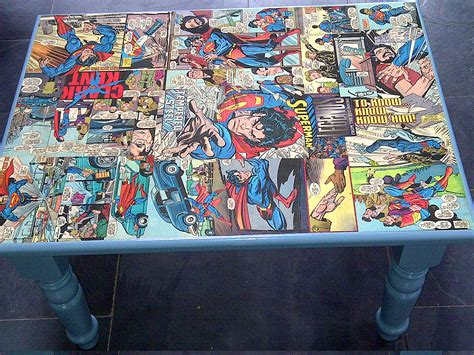 Decoupage Comic - for the creative home decoupage