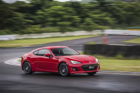 red subaru 2017 subaru brz price engine pictures news specs