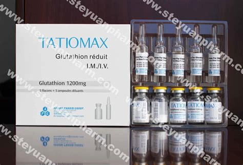 Glutax Inject the gallery for gt glutathione injection