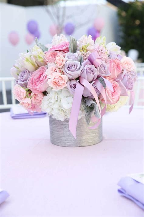 Gaga 1st Birthday Centerpiece Dekorasi Meja 10 images about baby shower centerpieces on themed baby showers ribbon topiary and
