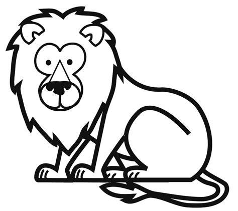 imagenes de leones animados para colorear dibujos de leones car interior design