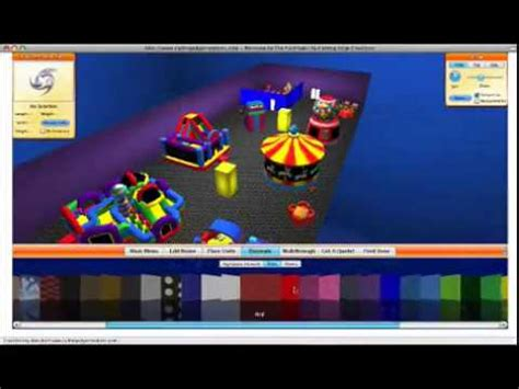 event layout design software inflatable event layout design software youtube