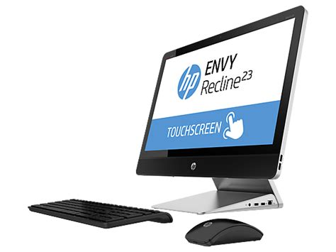 hp envy recline 23 touchsmart all in one pc am4computers hp envy recline 23 k010ee touchsmart all in