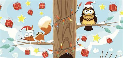 navidad en el bosque una navidad en el bosque cuento de navidad