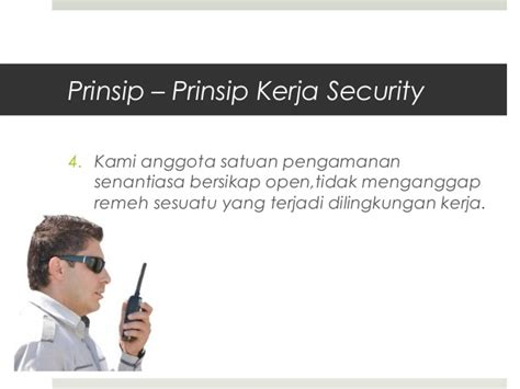 Cctv Satuan service excellent for security officer