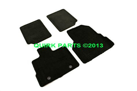 Mat Sle Questions And Answers by 2012 2013 Chevy Equinox Gmc Terrain Floor Mats Oem Brand New Part 22783017