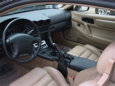 Mitsubishi Galant 1998 Interior by Onefastvr4 1998 Mitsubishi 3000gt Specs Photos